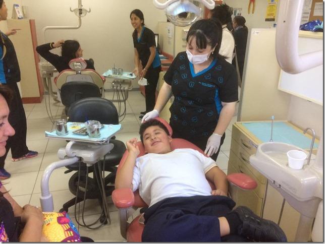 FOTO atención dental lago azul 2