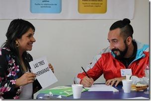 Profesores de Vilcún y Lautaro ya comenzaron a vivir la experiencia de Redes de Tutoría, trabajo que también se extenderá a los estudiantes de ambas comunas 2