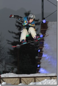 FOTO snow fest pucón 1