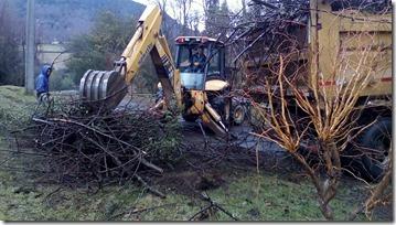 FOTO operativo de escombros 12