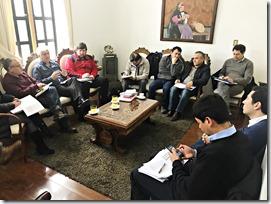 Reunión de trabajo de Dirección de Vialidad con Municipalidad de Lautaro para mejorar condiciones en caminos de la comuna (2)