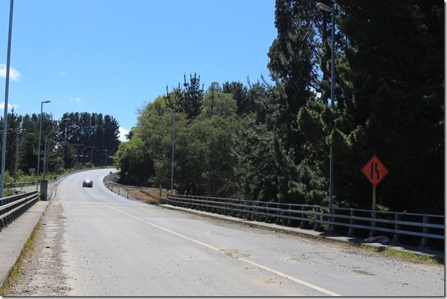 Vialidad inicia trabajos de asfalto en ruta Tranapuente - Limite Regional Norte (1)