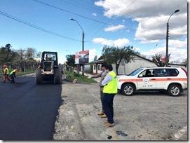 Vialidad realiza trabajos de conservación del pavimento en tramos de la Ruta Freire – Cunco y Temuco - Cunco (1)