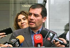 Santiago Rodriguez - Presidente Colegio de periodistas Araucanía