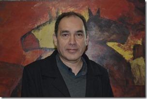 director de cultura Pedro Mariman