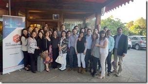 Área Carrera Administración y Negocios de INACAP Temuco realiza encuentr...
