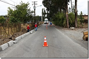 Camino Coyahue Metrenco en la comuna de Padre Las Casas (4)