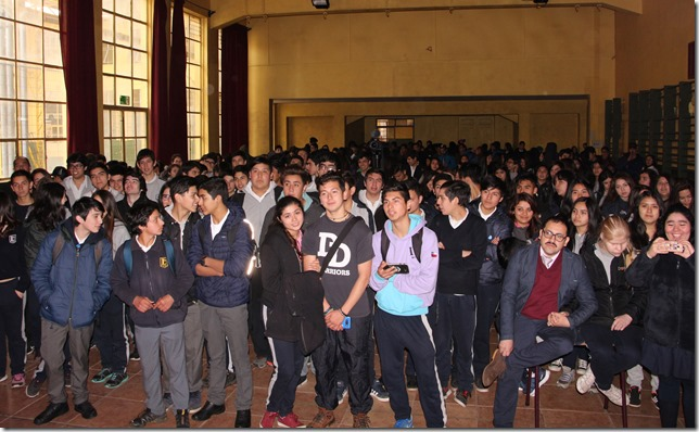 Liceo Jorge Teillier lautaro