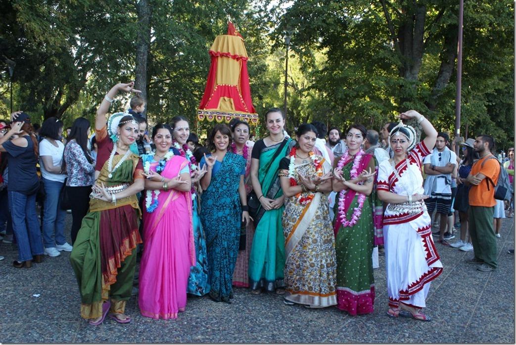 FOTO cierre festival india 2