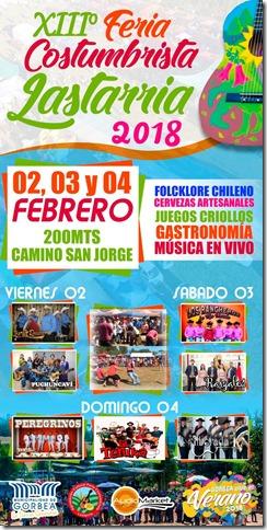 Feria Costumbrista Lastarria