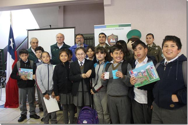 Bienvenida Escuela Santa Rosa de Temuco (2)