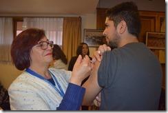 Departamento de Salud Municipal inició oficialmente campaña de Vacunación contra la Influenza