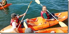 Durante el verano se vivió el deporte en la comuna lacustre  (1)