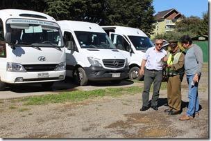 FOTO revisión furgones escolares 1