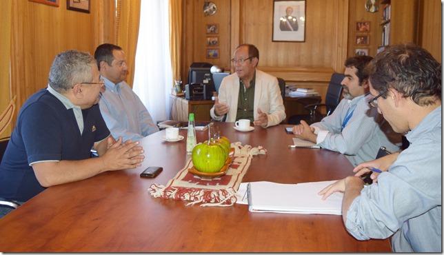 Municipalidad establece importante alianza con la empresa privada (1)
