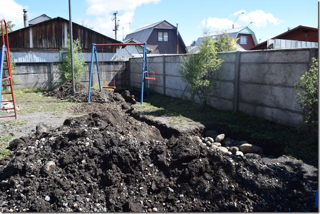 Municipalidad realiza trabajos de drenaje en plazoleta de Villa Italia (2)