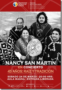 Nancy San Martín
