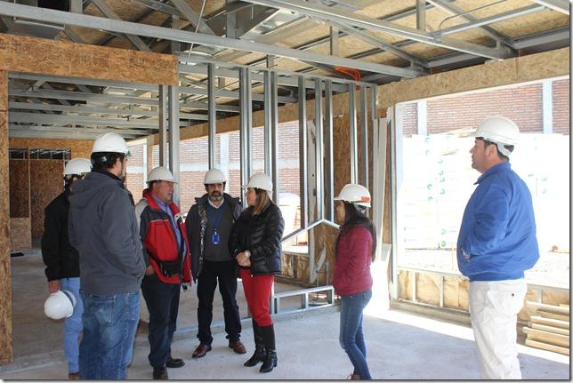 Nueva Sala Cuna para 20 lactantes se construye en Villarrica  (2)