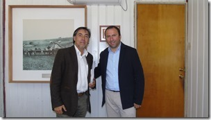 Reunión director IPS y alcalde Municipalidad de Toltén (2)