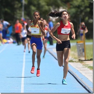 Destacada deportista Villarricense logra cupo para Olimpiadas de La Juventud (1)