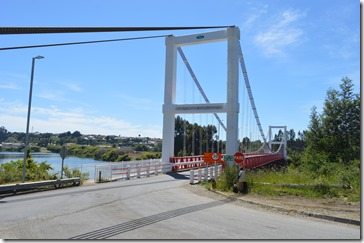 Puente Presidente Frei en Carahue