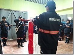FOTO reclutamiento defensa civil