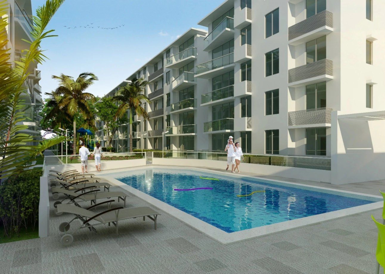 Proyectos country club house apartamentos cartagena