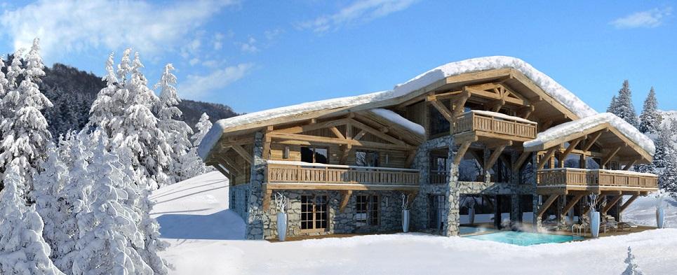 MEGEVE location de chalet ou appartement pour votre vacances  Megve en hiver ou t
