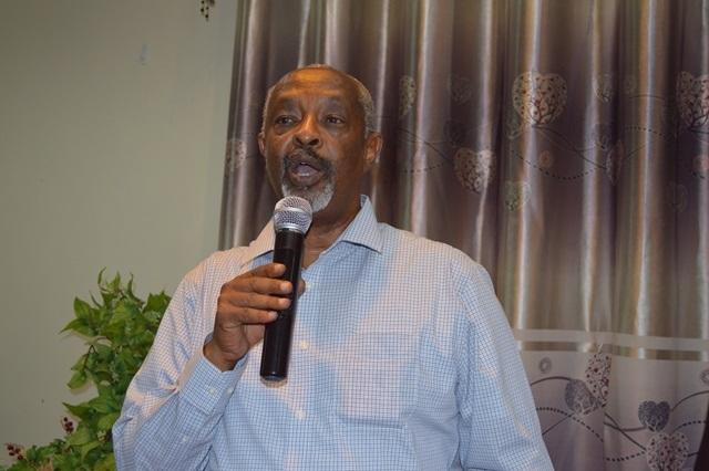 Mujaahid Maxamed Kaahin Araweelo news Network