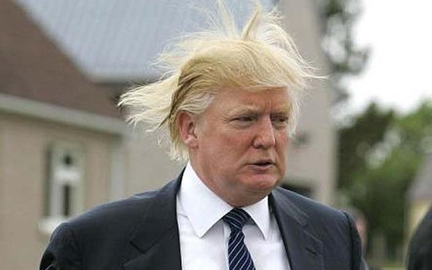 Mr. Donald Trump