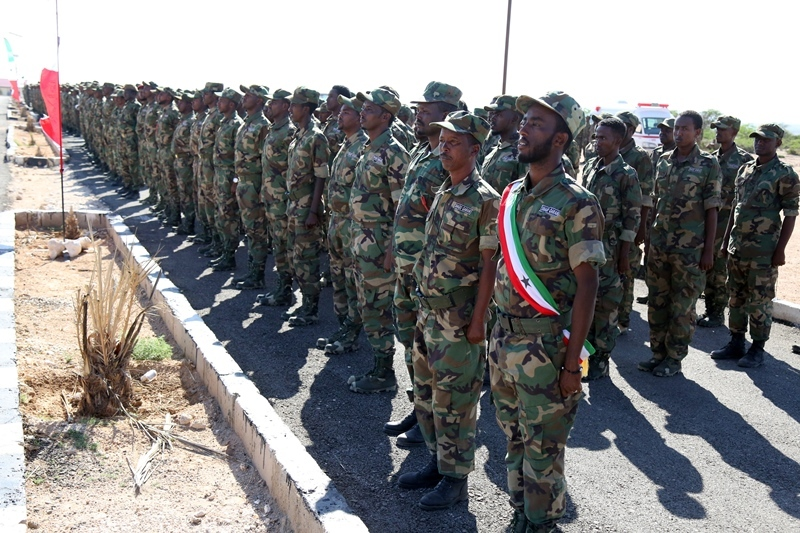 Madaxweynaha Jamhuuriyadda Somaliland oo soo xidhay Barnaamijka shaqo qaran 26 May  2019.