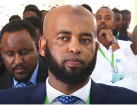 Eng. Khaalid Sheekh Muxumed Araweelo News Network 7 Sep 2019