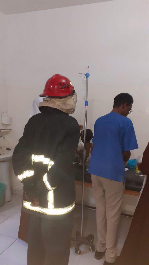 Ciidanka Dab-damiska Iyo Khataraha kale ka Badbaadiya Bulshada Somaliland
