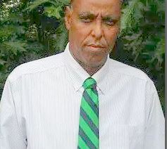 Ibrahim Hassan (Gagale) Photo File Araweelo News Network.