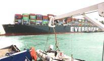 Evergiven Suez Canal