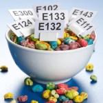 المواد المضافة في الأغذية