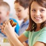تغذية اطفالنا في المدرسة