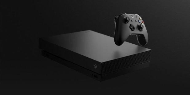 Xbox One X إكسبوكس ون إكس
