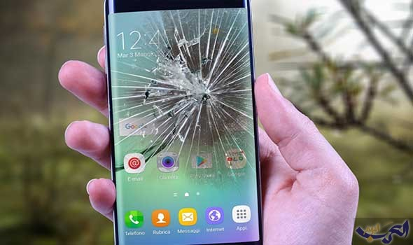 الكشف عن شاشة رخيصة ومرنة للهواتف الذكية غير قابلة للكسر