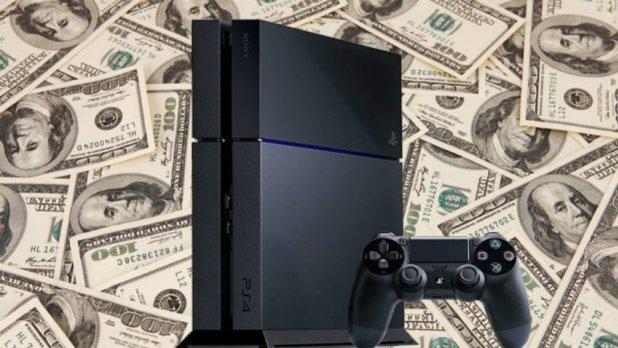 سوني بلايستيشن 4 PS4