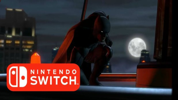 Telltale's Batman switch