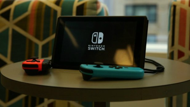 نينتندو سويتش Switch