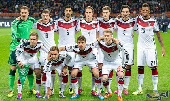 ألمانيا تحتفظ بصدارة التصنيف العالمي لـالفيفا والسنغال تتفوّق أفريقيًا
