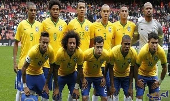 تغييرات واسعة في التشكيلة الأساسية للبرازيل أمام اليابان
