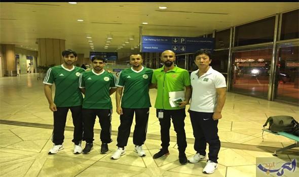 المنتخب السعودي للتايكوندو يحقق 6 ميداليات في بطولة فرنسا الدولية