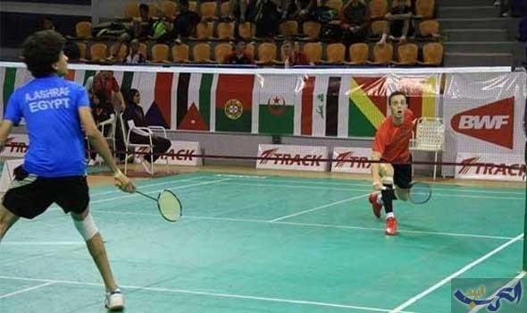 ختام بطولة مصر الدولية الثالثة للريشة الطائرة الأحد