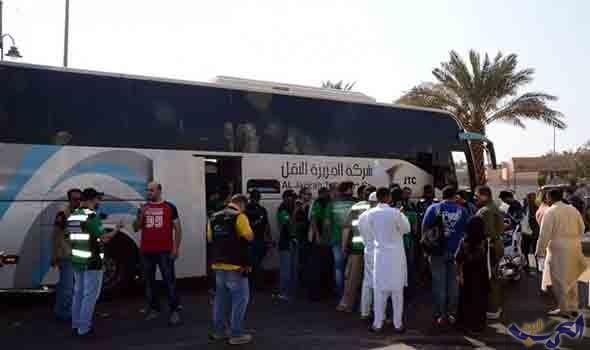 إنطلاق الرحلة الإستكشافية لأعضاء المدينة رايدرز إلى شمال غرب السعوديه