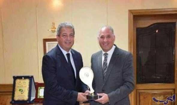 عمرو حسين رئيسًا للاتحاد العربي لكرة السرعة بالتزكية