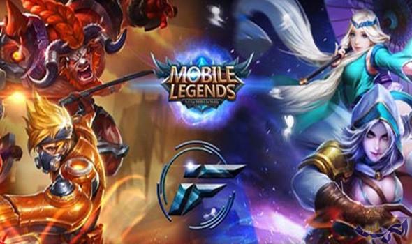لعبة moba الجديدة mobile legends متوفرة الآن على الهواتف الذكية