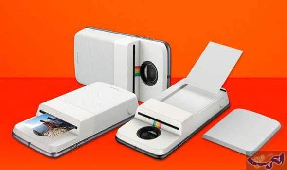 موتورولا توفر إضافة لهواتفها لطباعة الصور